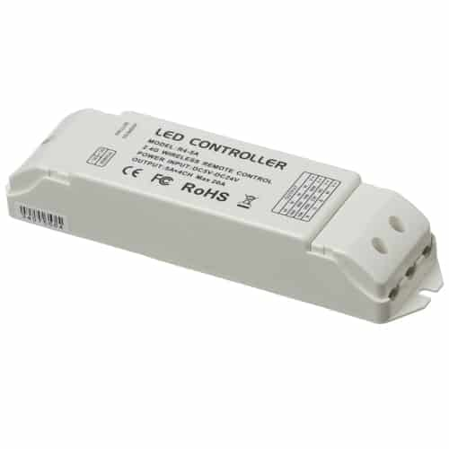 Zones Control Receiver for WiFi-CB-12, MAX 480W for 24VDC input.