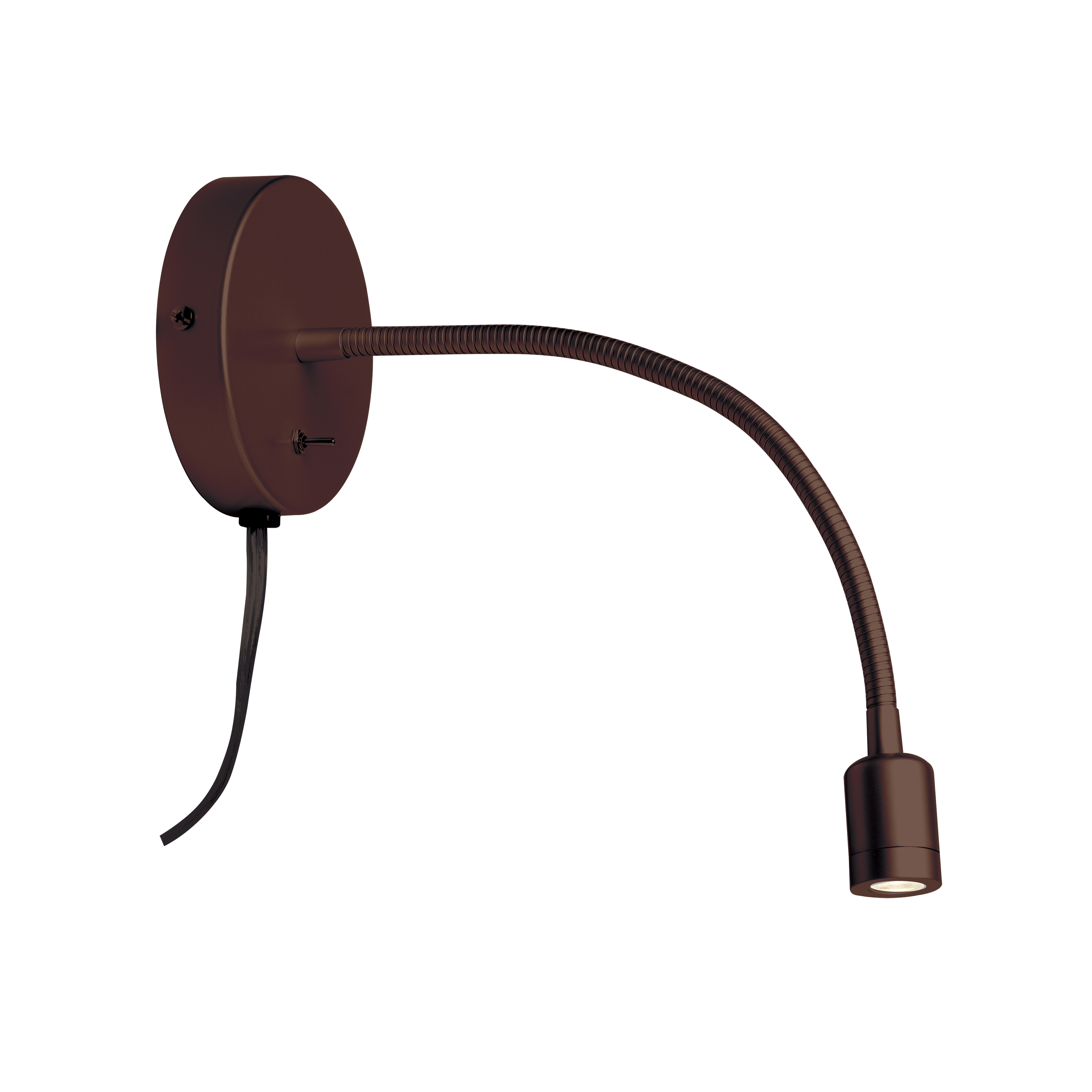 LED Wall Lamp, Oil Brushed Bronze