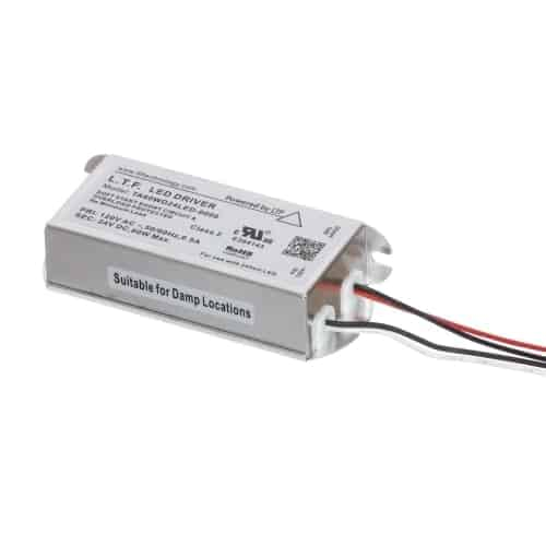 24V-DC 60W LED Dimmable Driver